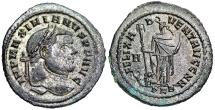 Ancient Coins - Maximianus FELIX ADVENT AVGG NN from Carthage