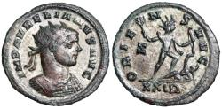 Ancient Coins - Aurelian ORIENS AVG from Rome