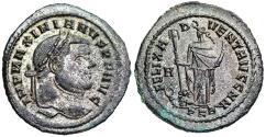 Ancient Coins - Maximianus FELIX ADVENT AVGG NN from Carthage