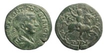 Ancient Coins - Thrace, Hadrianopolis, Gordian III, AD 238-244, AE26