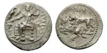 Ancient Coins - Cilicia, Tarsos, Mazaios - Satrap, 361-334 BC, AR Stater
