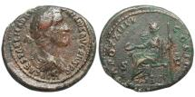 Ancient Coins - Roman Empire,Antonius Pius, 138-161, AE As