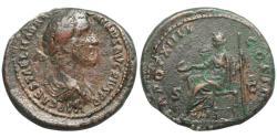 Ancient Coins - Roman Empire,Antonius Pius, 138-161, AE As