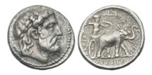 Ancient Coins - Seleucid Kingdom, Seleucus I Nicator, 312-281 BC, AR Tetradrachm