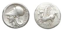 Ancient Coins - Thyrrheium, Akarnania, 350-275 BC, AR Stater