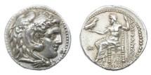 Ancient Coins - Seleukid Kingdom, Seleukos I Nikator, 311-300 BC, AR Tetradrachm