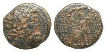 Ancient Coins - Seleukid Kingdom, Demetrios II Nikator, 146/5-139 BC. ® 24mm