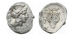 Ancient Coins - Cilicia, Soloi, 380-350 BC, AR Stater