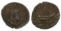 Ancient Coins - Roman Empire, Postumus, 261 AD, AR Antoninianus