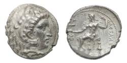 Ancient Coins - Macedon, Alexander III (the Great), 336-323 BC, AR Tetradrachm
