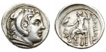Ancient Coins - Macedonia, Alexander III (the Great), 336-323 BC, AR Tetradrachm