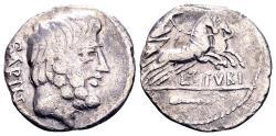 Ancient Coins - L. Titurius L.f. Sabinus.