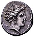 Ancient Coins - Sicily, Entella (?)