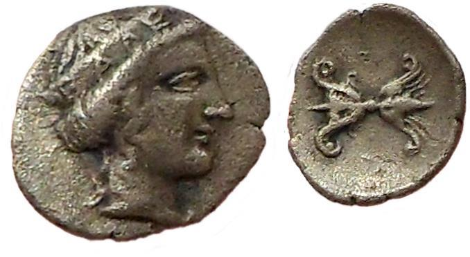 Ancient Coins - Elis, Olympia.