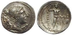 Ancient Coins - Bruttium, Brettioi. , 215-205 BC.