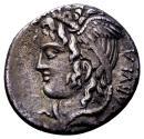 Ancient Coins - L. Cossutius C. f. Sabula