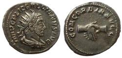 Ancient Coins - Gallienus.