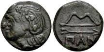 Ancient Coins - Tauric Chersonese, Pantikapaion. 325-304 BC