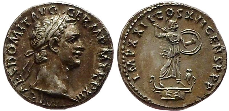 Ancient Coins - Domitian