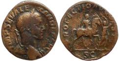 Ancient Coins - Severus Alexander, 231 AD.