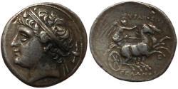 Ancient Coins - Sicily. Syracuse