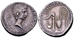Ancient Coins - Octavian.