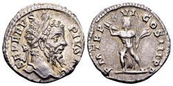 Ancient Coins - Septimius Severus.