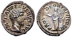 Ancient Coins - Lucius Verus.