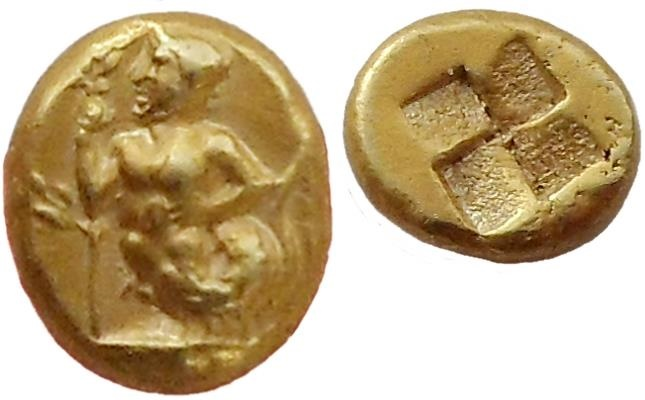 Ancient Coins - Mysia, Kyzikos. 5th – 4th century BC.