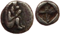 Ancient Coins - Macedonia, Siris. ca. 500 BC