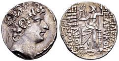 Ancient Coins - Seleukos VI Epiphanes Nikator.