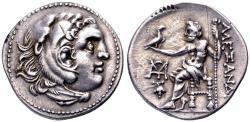Ancient Coins - Kingdom of Macedon, Alexander III