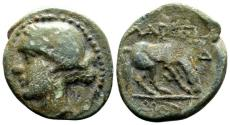 Ancient Coins - Thessaly, Larissa.