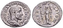 """Ancient Coins - Maximinus I """"Thrax""""."""