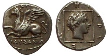 Ancient Coins - Thrace, Abdera. Ca. 375/3-365/60 BC.
