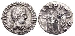 Ancient Coins - Indo-Greek, Hermaios Soter.