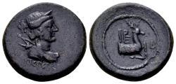 Ancient Coins - Lydia, Hierokaisareia.