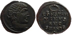 Ancient Coins - Constantine I as augustus