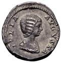 Ancient Coins - Julia Domna, with Caracalla