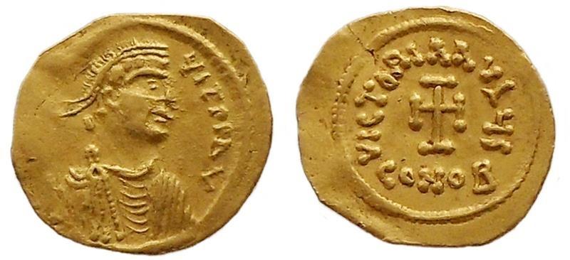 Ancient Coins - Heraclius. 610-641 AD.