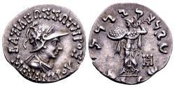 Ancient Coins - Bactria. Menander