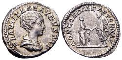 Ancient Coins - Plautilla.