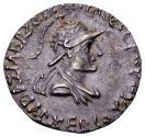 Ancient Coins - Kingdom of Bactria, Archebios.