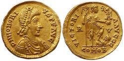 Ancient Coins - Honorius