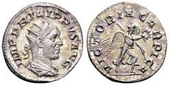 """Ancient Coins - Philip I """"Arabs""""."""
