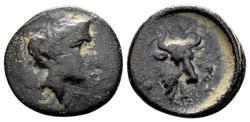 Ancient Coins - Euboia, Histiaia.