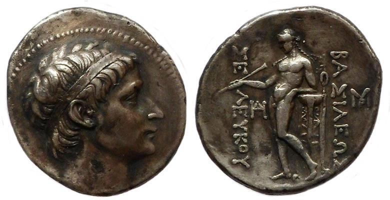 Ancient Coins - Seleucids, Seleukos II, 226-224 BC.