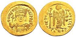 Ancient Coins - Justinian I.