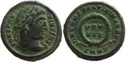 Ancient Coins - Constantine I.