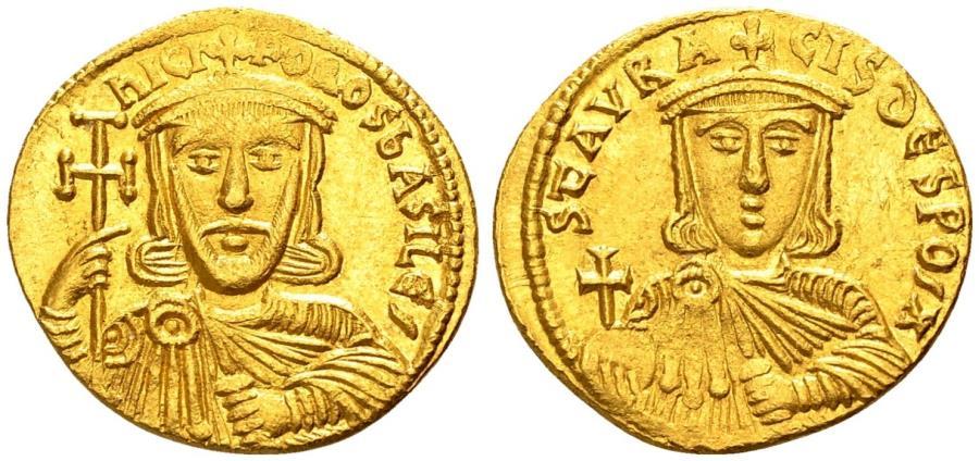 Ancient Coins - Nikephoros I